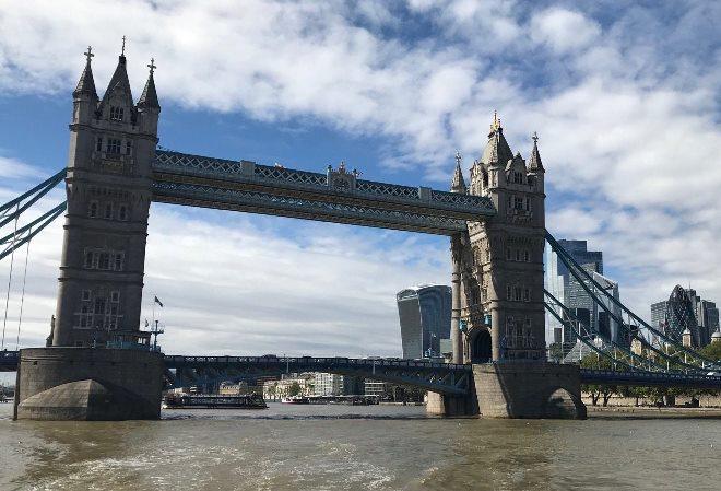 Besuch englischer Pfadfinderinnen und Pfadfinder
